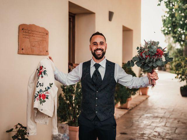 La boda de José y María en San Juan De Alicante, Alicante 166