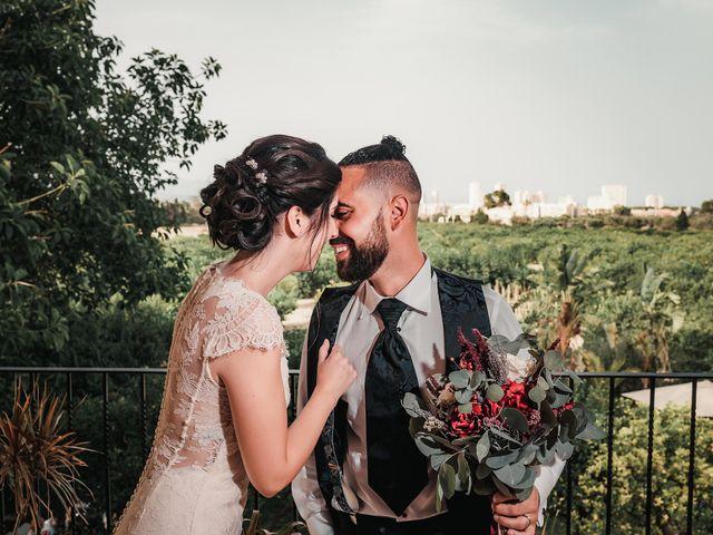 La boda de José y María en San Juan De Alicante, Alicante 174
