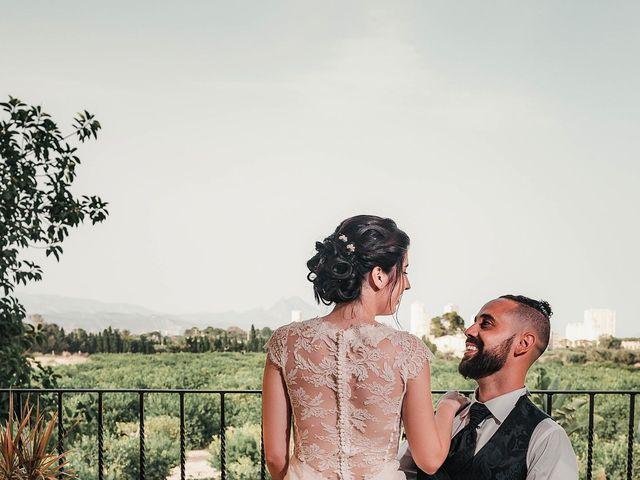La boda de José y María en San Juan De Alicante, Alicante 176