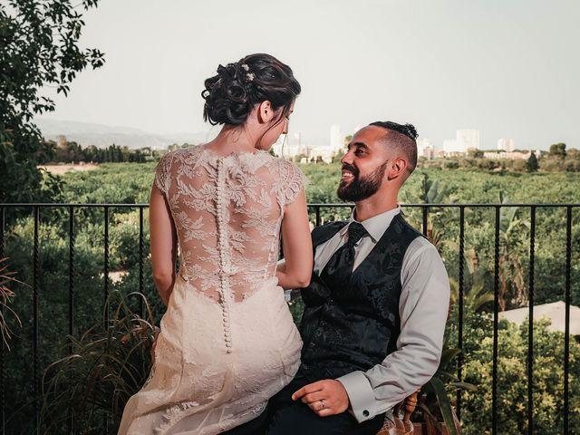 La boda de José y María en San Juan De Alicante, Alicante 177