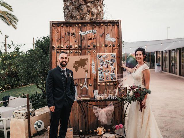 La boda de José y María en San Juan De Alicante, Alicante 189