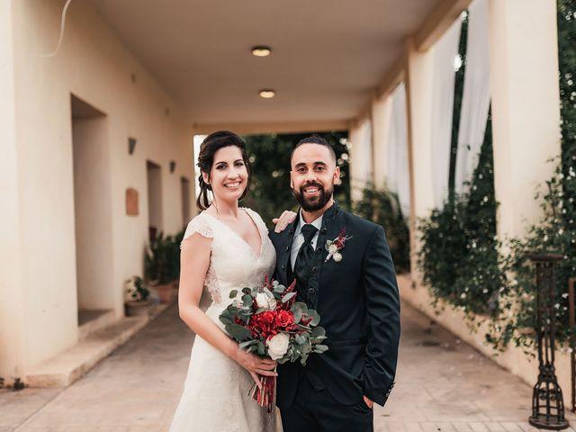 La boda de José y María en San Juan De Alicante, Alicante 192