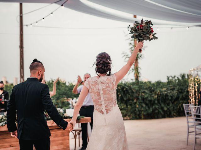 La boda de José y María en San Juan De Alicante, Alicante 194