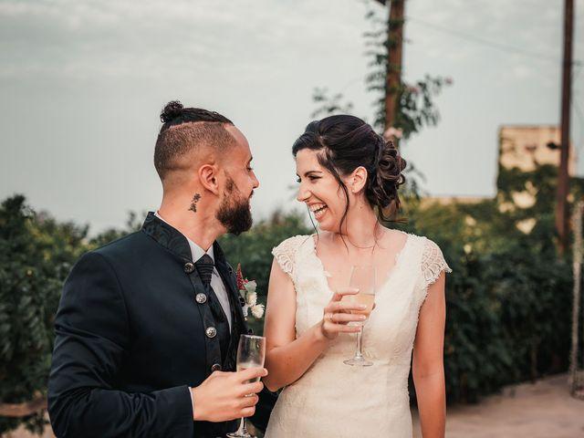 La boda de José y María en San Juan De Alicante, Alicante 197