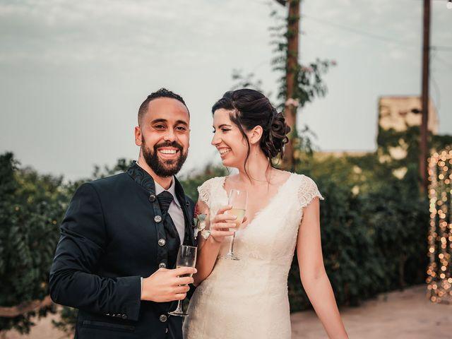 La boda de José y María en San Juan De Alicante, Alicante 199
