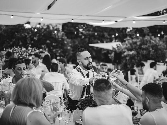 La boda de José y María en San Juan De Alicante, Alicante 203