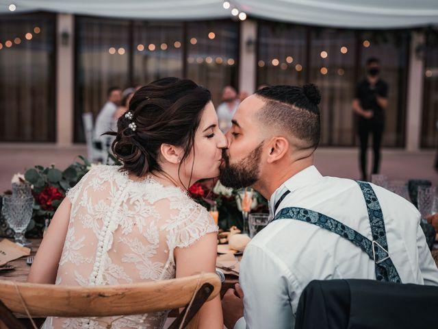 La boda de José y María en San Juan De Alicante, Alicante 204