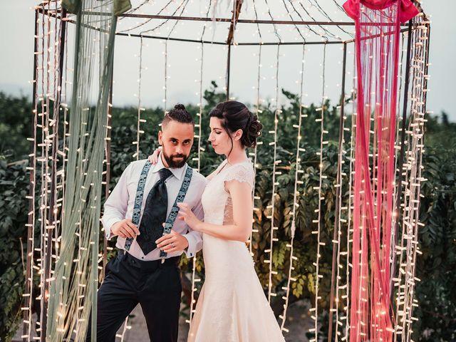 La boda de José y María en San Juan De Alicante, Alicante 205