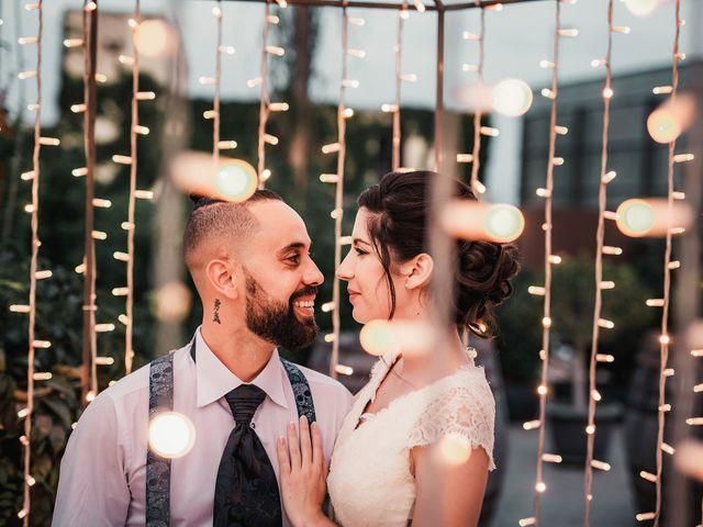 La boda de José y María en San Juan De Alicante, Alicante 206
