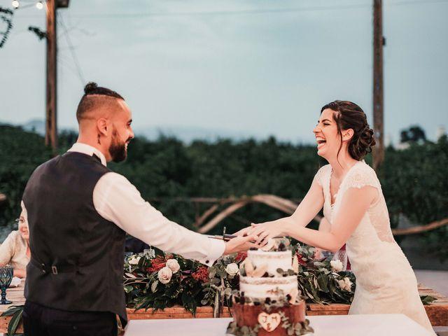 La boda de José y María en San Juan De Alicante, Alicante 211