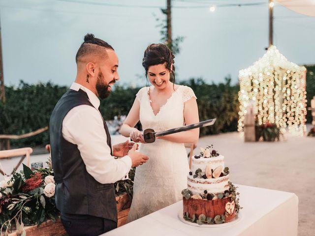 La boda de José y María en San Juan De Alicante, Alicante 212