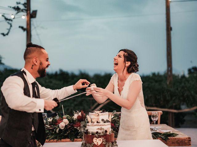 La boda de José y María en San Juan De Alicante, Alicante 218