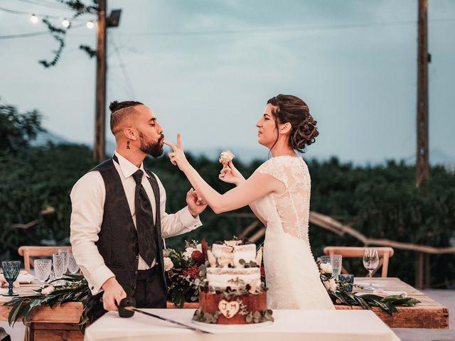 La boda de José y María en San Juan De Alicante, Alicante 222