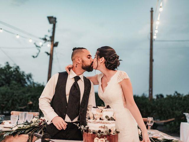La boda de José y María en San Juan De Alicante, Alicante 224