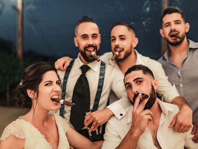 La boda de José y María en San Juan De Alicante, Alicante 225
