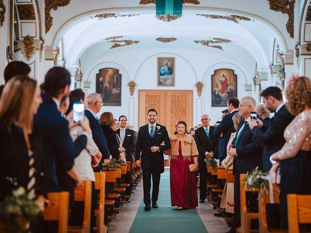 La boda de Diego y Yolanda en Murcia, Murcia 32