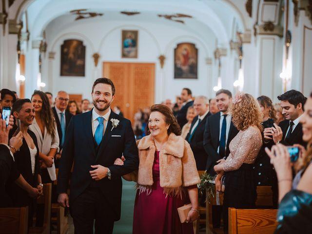 La boda de Diego y Yolanda en Murcia, Murcia 33