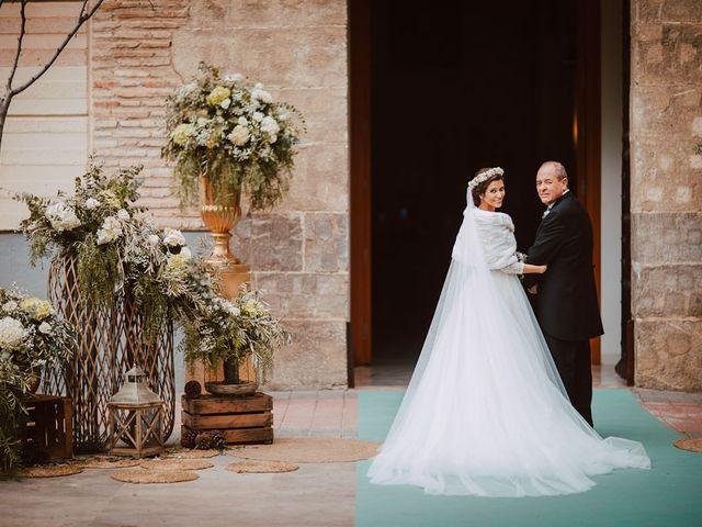 La boda de Diego y Yolanda en Murcia, Murcia 35