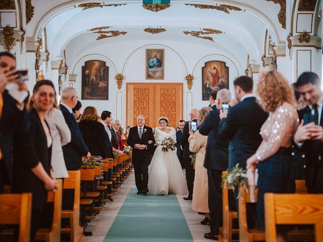 La boda de Diego y Yolanda en Murcia, Murcia 37