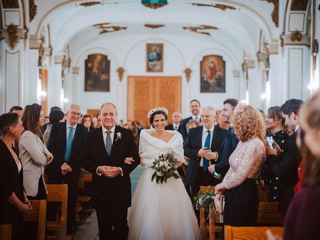 La boda de Diego y Yolanda en Murcia, Murcia 38