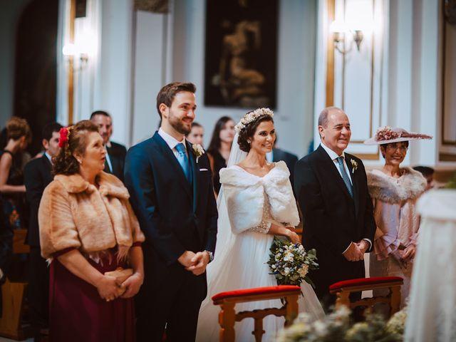 La boda de Diego y Yolanda en Murcia, Murcia 40