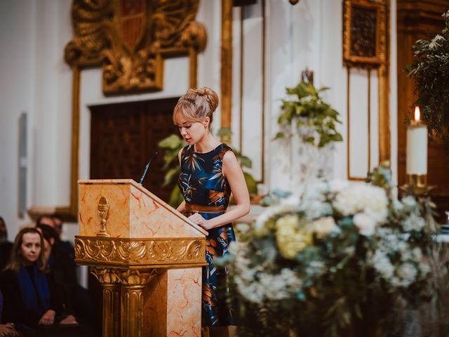 La boda de Diego y Yolanda en Murcia, Murcia 43