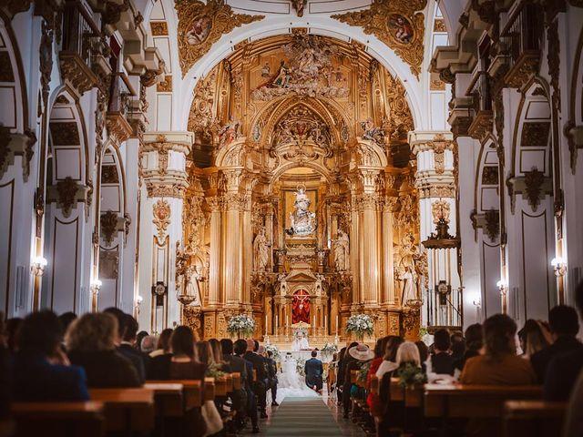 La boda de Diego y Yolanda en Murcia, Murcia 48