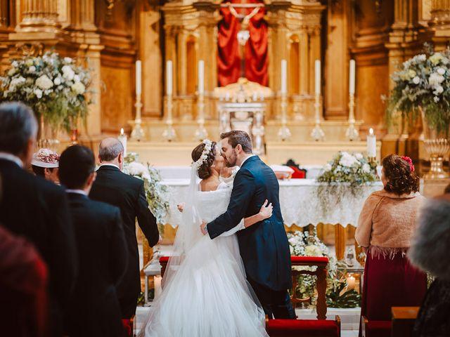 La boda de Diego y Yolanda en Murcia, Murcia 54