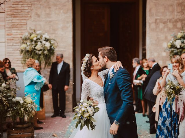 La boda de Diego y Yolanda en Murcia, Murcia 61