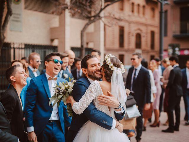 La boda de Diego y Yolanda en Murcia, Murcia 62