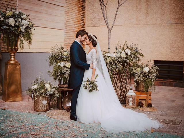 La boda de Diego y Yolanda en Murcia, Murcia 63