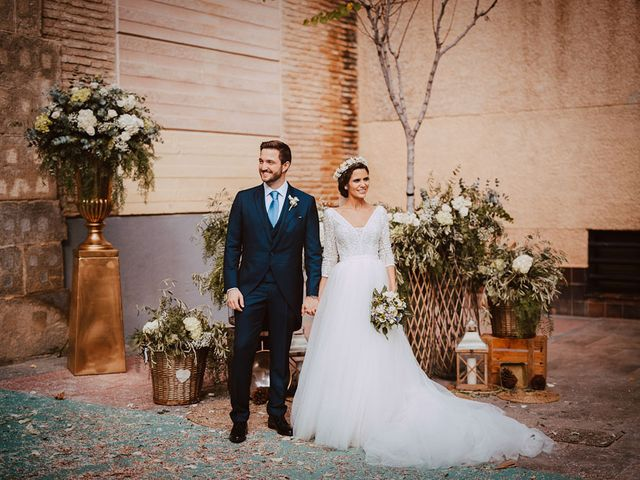 La boda de Diego y Yolanda en Murcia, Murcia 64