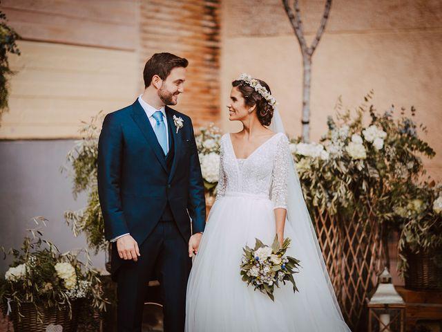 La boda de Diego y Yolanda en Murcia, Murcia 67