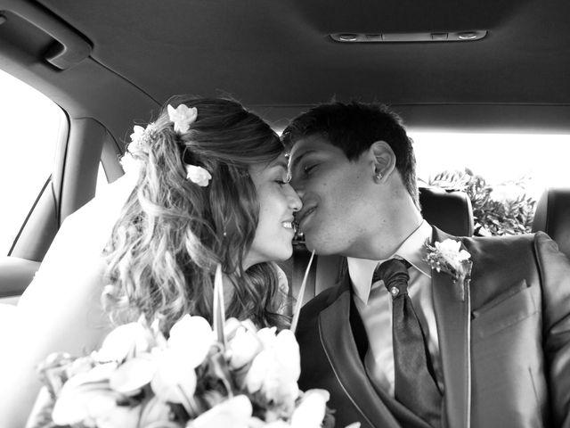 La boda de Maria José y Lionel
