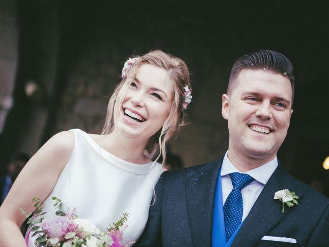 La boda de Mónica y Alfonso