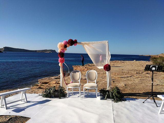 La boda de Bernat y Susana en Cala Conta, Islas Baleares 3