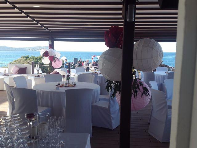 La boda de Bernat y Susana en Cala Conta, Islas Baleares 1