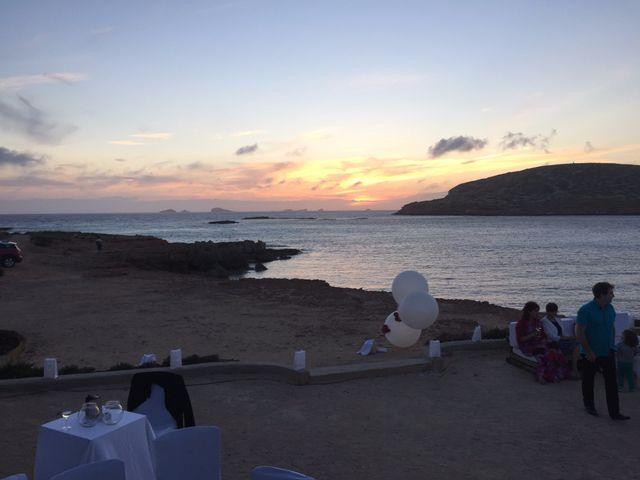La boda de Bernat y Susana en Cala Conta, Islas Baleares 7