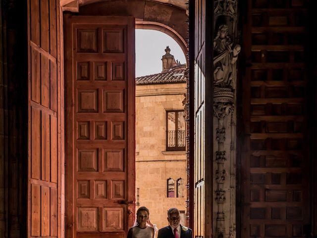 La boda de Amador y Paula en Salamanca, Salamanca 13