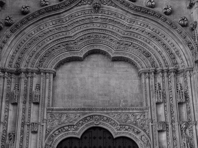 La boda de Amador y Paula en Salamanca, Salamanca 14