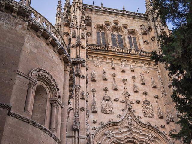 La boda de Amador y Paula en Salamanca, Salamanca 15