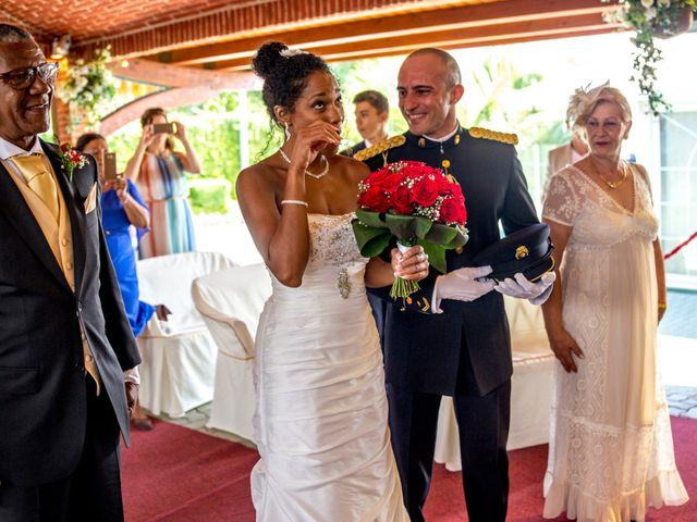 La boda de Jose Luis y Yanulka en Alcalá De Henares, Madrid 23