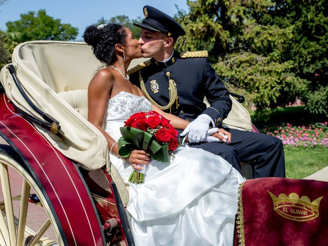 La boda de Yanulka y Jose Luis