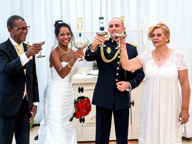 La boda de Jose Luis y Yanulka en Alcalá De Henares, Madrid 47