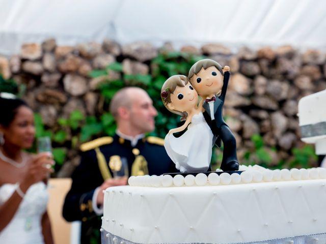 La boda de Jose Luis y Yanulka en Alcalá De Henares, Madrid 52
