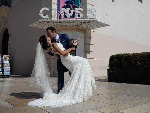 La boda de Jose y Lidia en Málaga, Málaga 1