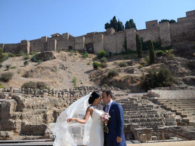 La boda de Jose y Lidia en Málaga, Málaga 4