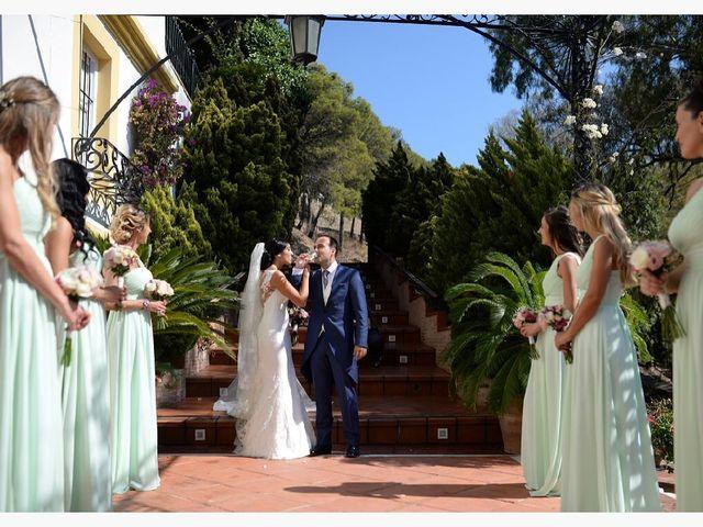 La boda de Jose y Lidia en Málaga, Málaga 13