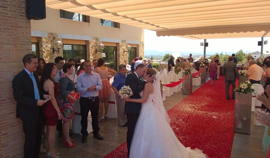 La boda de Jose y Alicia en Alginet, Valencia