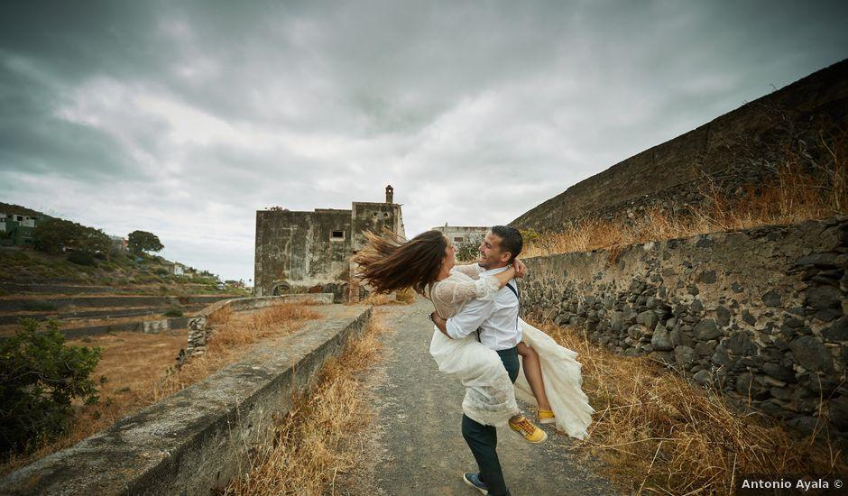 La boda de Susi y Rafa en Las Palmas De Gran Canaria, Las Palmas